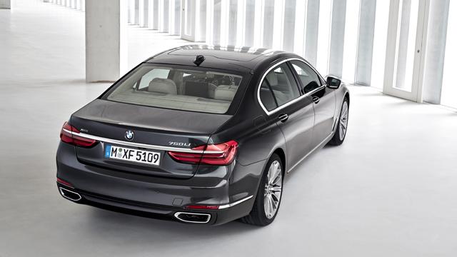BMW 7 Series е първият с диамантeни високоговорители
