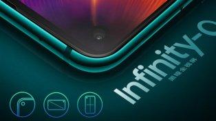 Новата тенденция в смартфоните може да е перфориран екран